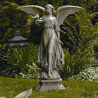 Perfect Classic Angel Garden Statue