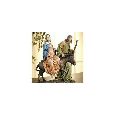 Roman, Inc. La Posada Figurine
