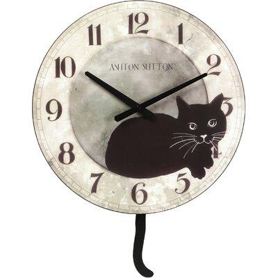"""Ashton Sutton 16"""" Kate Wall Clock"""