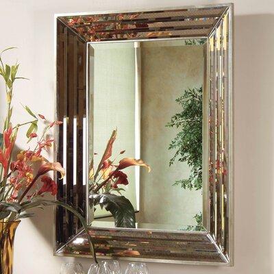Jewels Wall Mirror by Bassett Mirror