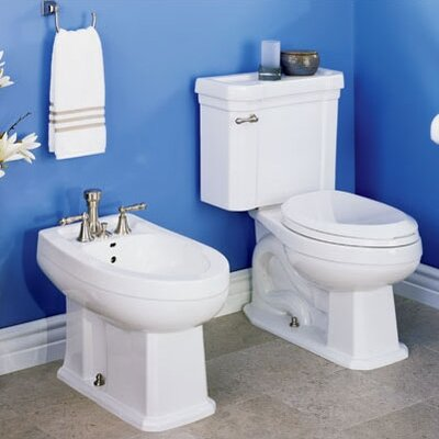 Richmond 2 - Piece Round Front Toilet Product Photo