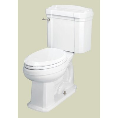 St Thomas Creations Neo-Venetian Chair - Height 1.28 GPF Elongated 2 Piece Toilet
