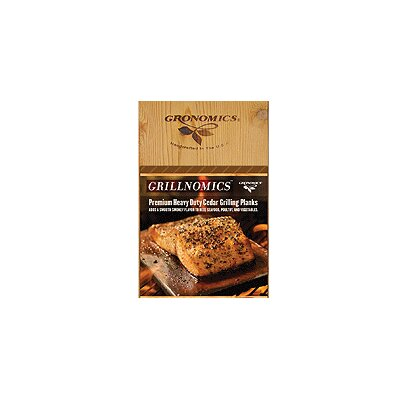Gronomics Grillnomics Cedar Grilling Planks