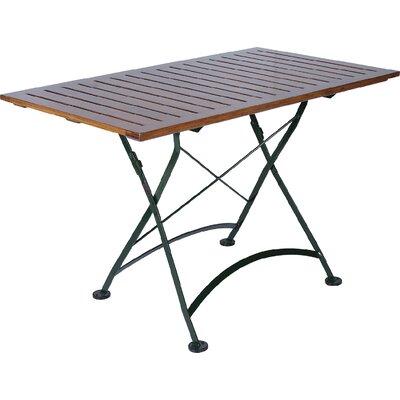 """Furniture Designhouse European Café 32"""" x 48"""" Folding Table"""