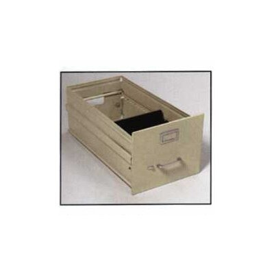 Virco 2-Drawer Legal  File