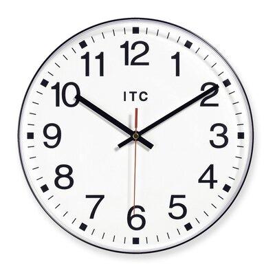"Virco 12"" Wall Clock"