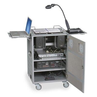 Virco Deluxe Mobile AV Cart