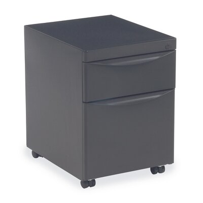 Virco Plateau Series 3-Drawer Mobile Pedestal Unit