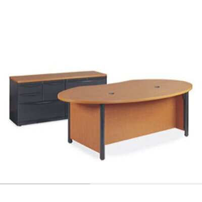 Virco Plateau Office Desk Shell Solutions Kit 1