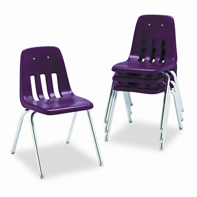 "Virco 9000 Series 18"" Plastic Classroom Chair"
