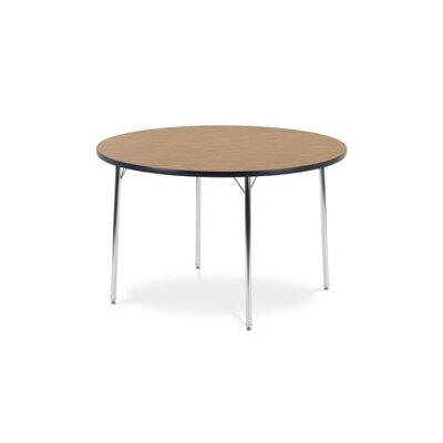 "Virco 4000 Series 48"" Round Classroom Table"