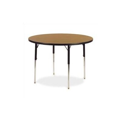 "Virco 4000 Series 60"" Round Classroom Table"