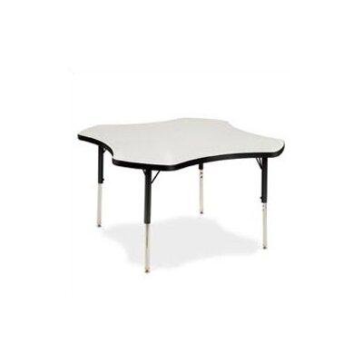 "Virco 4000 Series 48"" Clover Classroom Table"