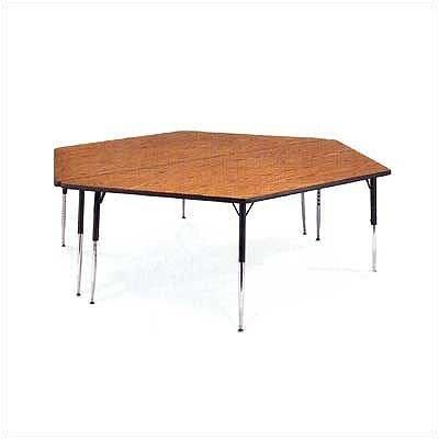 "Virco 4000 Series 36"" x 24"" Rectangular Classroom Table"