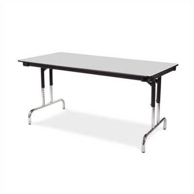 Virco 7900 Series Rectangular Folding Table