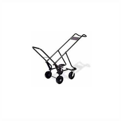 "Virco HCT Series 46.75"" x 24"" x 61.88"" Universal Stack Chair Dolly"