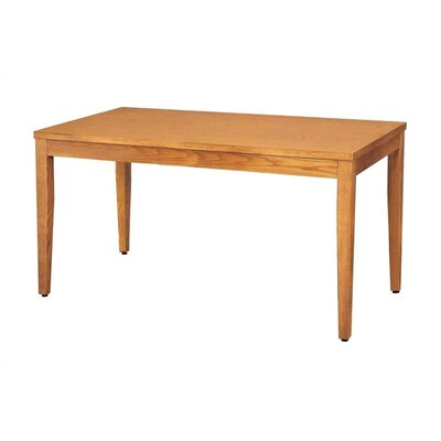 "Virco Library 60"" x 30"" Rectangular Classroom Table"