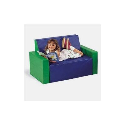 Virco 3 Piece Children's Foam Furniture Set