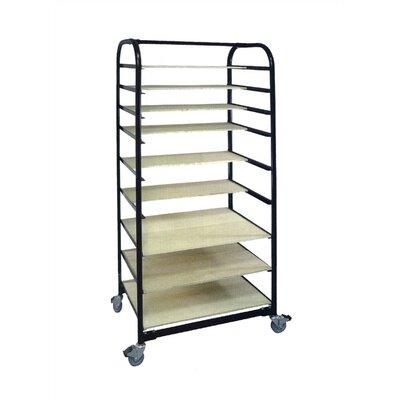 Virco Art Ware Cart