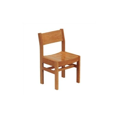 "Virco 17.5"" Wood Classroom Chair"