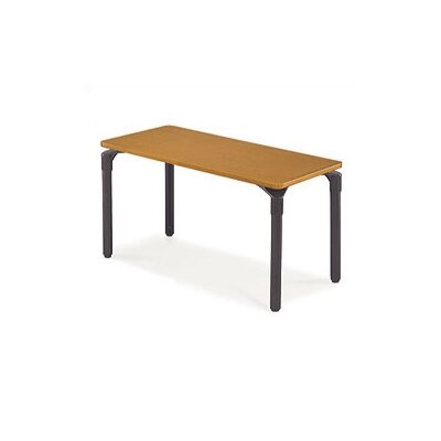 "Virco Plateau Series 60"" W x 30"" D Training Table"