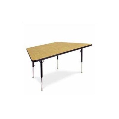 Virco 4000 Series Trapezoidal Classroom Table