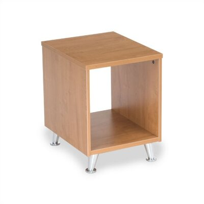 """Virco 18"""" W Wood End Table"""