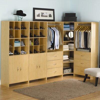 "19.5"" Deep Corner Closet Tower Product Photo"