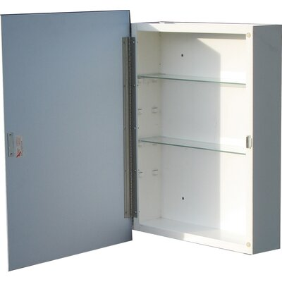 """Woodfield 17.5"""" x 23.5"""" Surface Mount Medicine Cabinet Product Photo"""