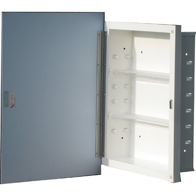 "Hide Away 16.5"" x 22.5"" Recessed Medicine Cabinet Product Photo"