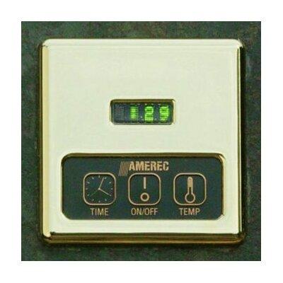 Amerec Steam Generator Digital Control Unit with 60 Minute Timer