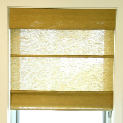Roman Mag Natural Woven Roman Shade Product Photo