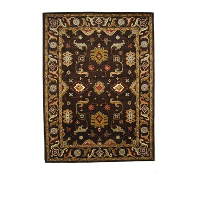 Liberty Oriental Rugs Tempest Cola Area Rug