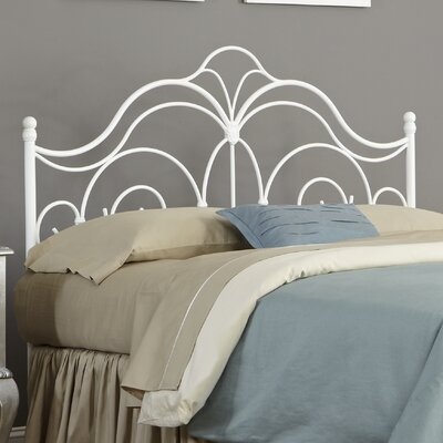 Metal Bed Headboard : Fashion Bed Group Rhapsody Metal Headboard & Reviews  Wayfair