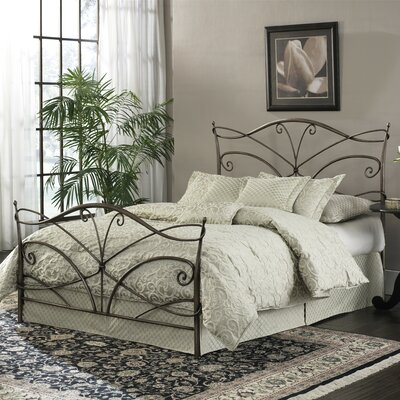 Fashion Bed Group Papillon Metal Panel Bed