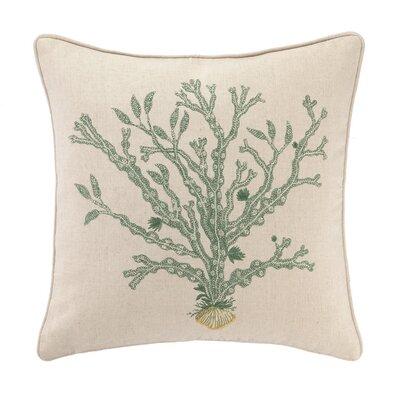 D.L. Rhein Kelp Throw Pillow