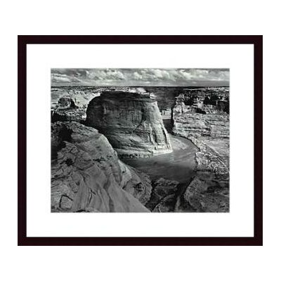 Printfinders Canyon de Chelly National Monument by Ansel Adams Framed Photographic Print