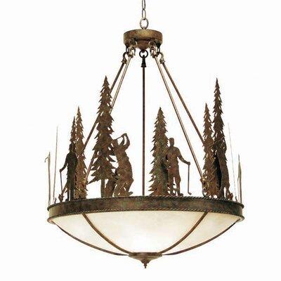 2nd Ave Design Ironwood Pendant