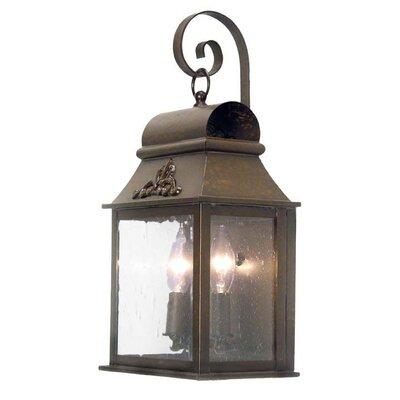 2nd Ave Design Bastille 2 Light Sconce