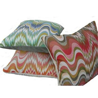 Rennie & Rose Design Group Kaleidoscope Throw Pillow