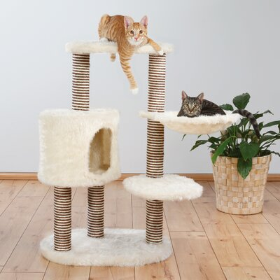 "Trixie Pet Products 39"" Moriles Cat Tree"