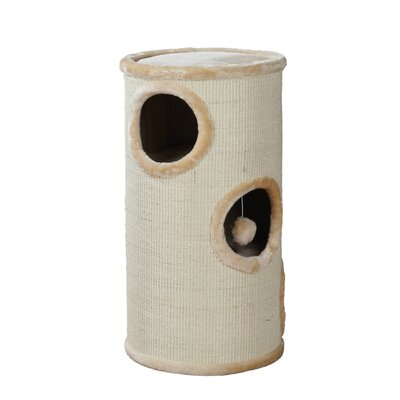 """Trixie Pet Products 28"""" 3-Story Tower Cat Condo"""