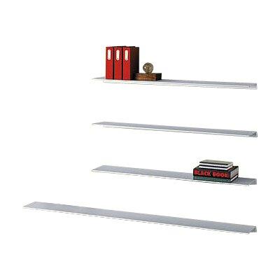Peter Pepper Envision® Aluminum Floating Wall Shelf