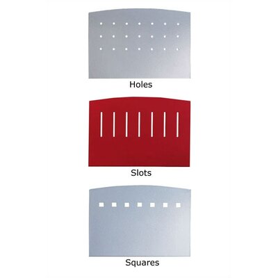 Peter Pepper One Pocket Standard Chart Holder with Square Front