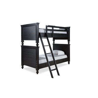 All American Twin Bunk Bed by SmartStuff Furniture