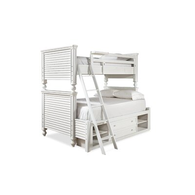 All American Twin over Full Bunk Bed by SmartStuff Furniture