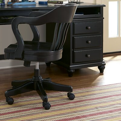 Young Banker's Desk Chair by SmartStuff Furniture