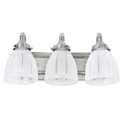 JVI Designs 3 Light Bath Vanity Light