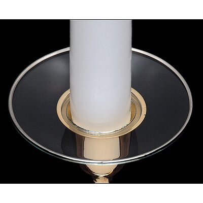 Biedermann and Sons Rim Bobeche Candle Holder