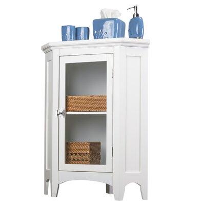 "Elegant Home Fashions Madison Avenue 24.75"" x 32"" Corner Free Standing Cabinet"